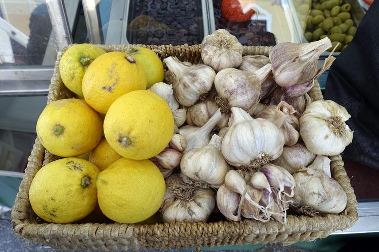 Wochenmarkt in Oberndorf