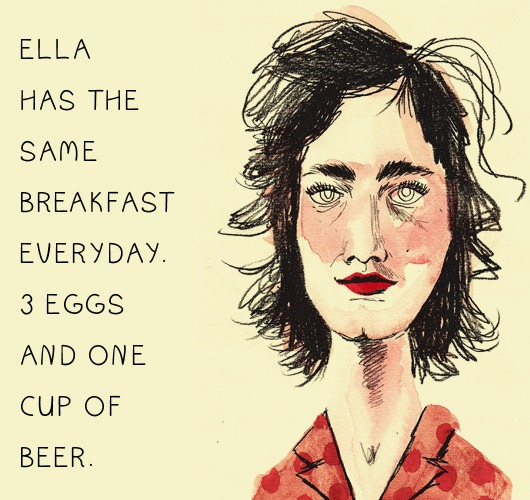 Sandra_Reichl_A_Face_A_Day_Ella
