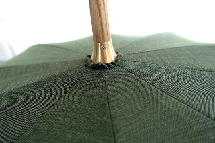 Kirchtag Regenschirme