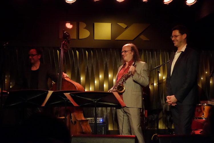 Eberhard Weber im BIX mit Tri