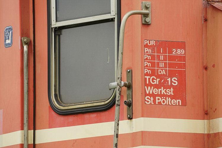 Zug in Roding 2015