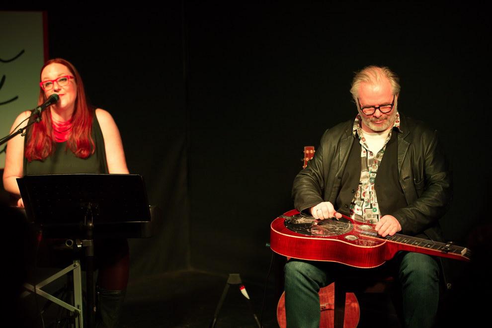 Nane & Knut, Kleinkunstbühne Laufen