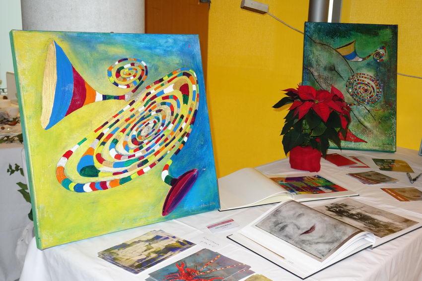 Kunstausstellung in Oberndorf 2016