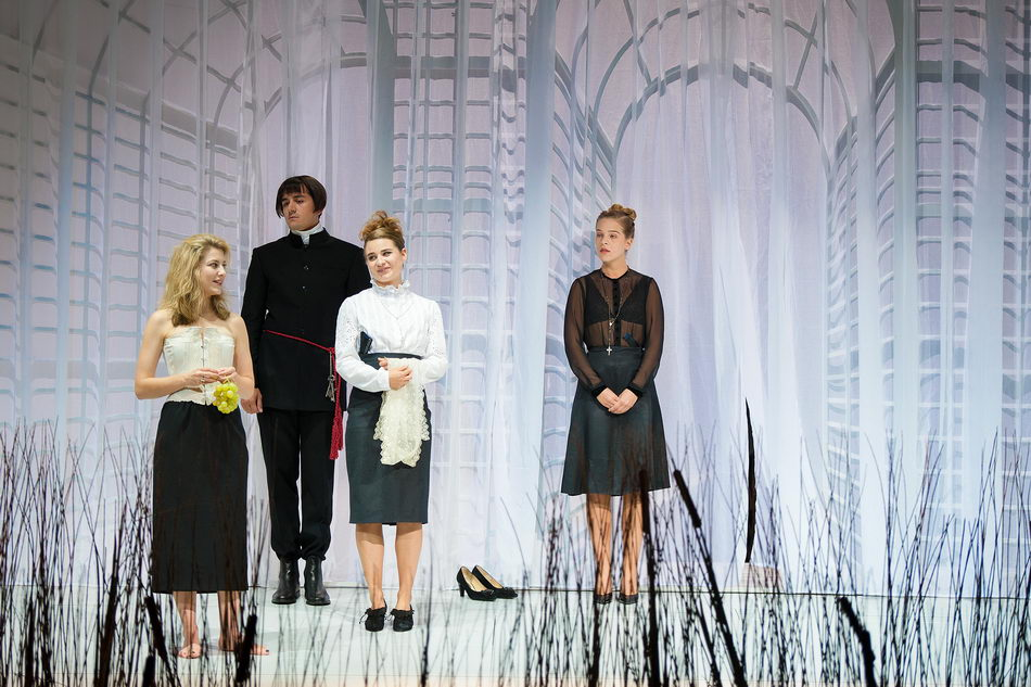 6_Julienne Pfeil, Hanno Waldner, Janina Raspe und Nikola Rudle
