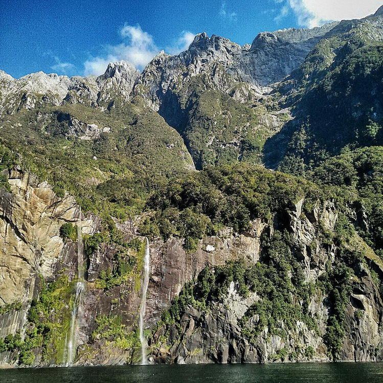 Neuseeland Milton Sound