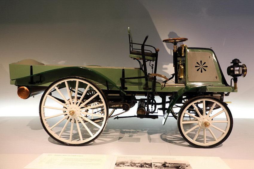Mercedes Museum Stuttgart