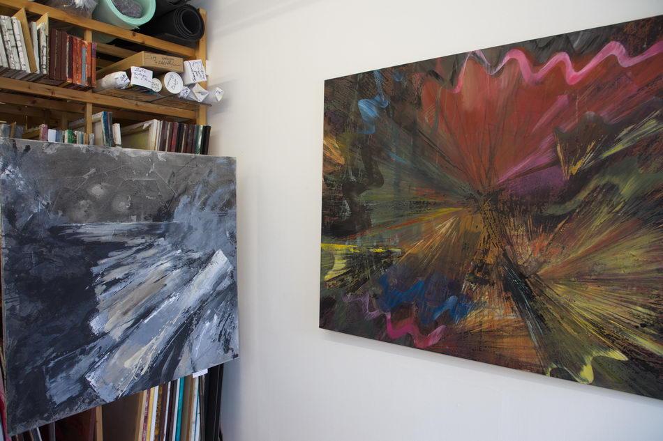 Eröffnung Artasyl Atelier Christiane Pott - Schlager