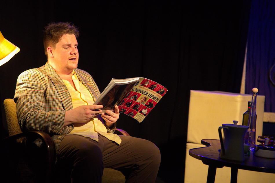 Petticoat und Nierentisch  im OFF Theater Schallmoos Salzburg