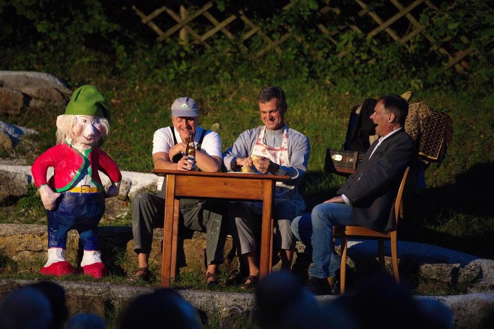Schlossberghspiele Mattsee 2017 Sommerfrische #3