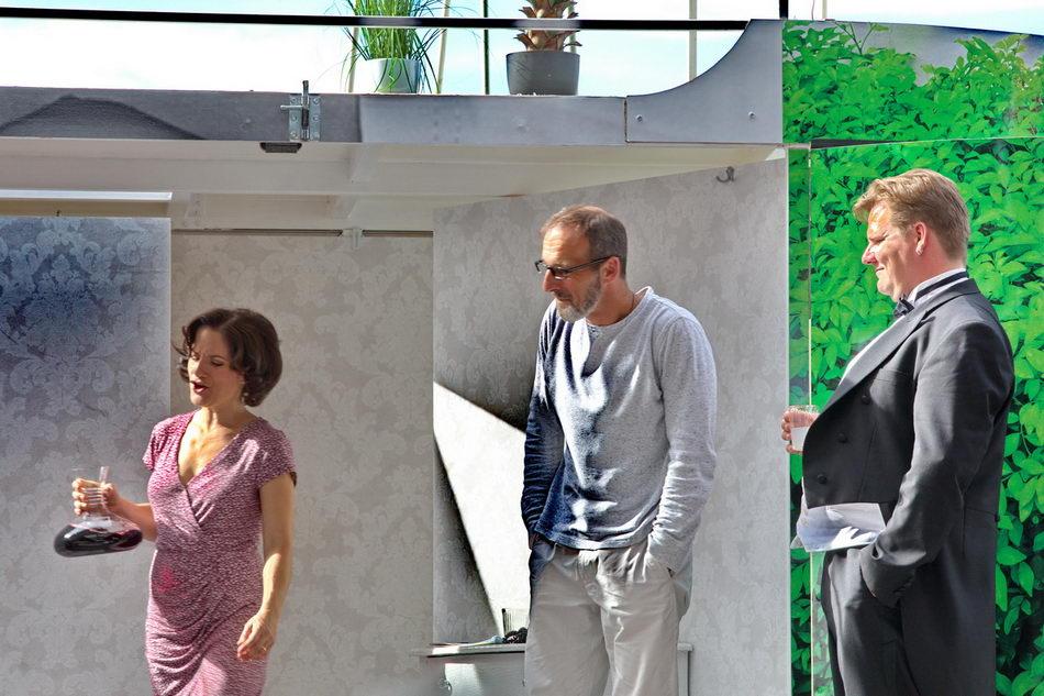 Der Vorname. Salzburger Strassentheater 2017