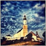 Pfarrkirche in Bergheim