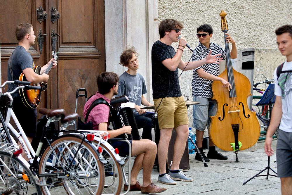 The Jazzcake in Salzburg