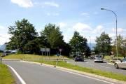 Kreisverkehre im Flachgau