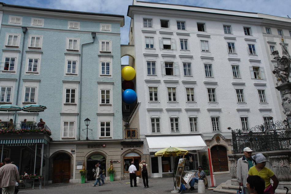 Kontracom in Salzburg