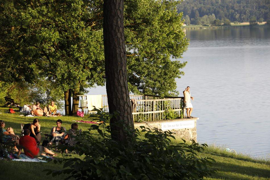 Frühstückl Dempsey Abtsdorfer See