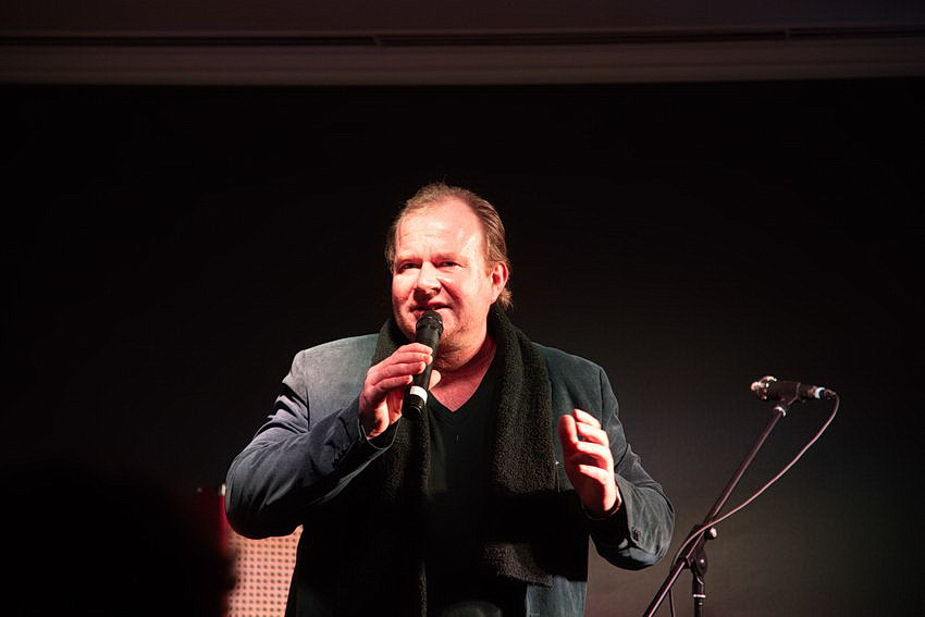 Meik Schubert Silvestre Kleinkunstbühne Laufen