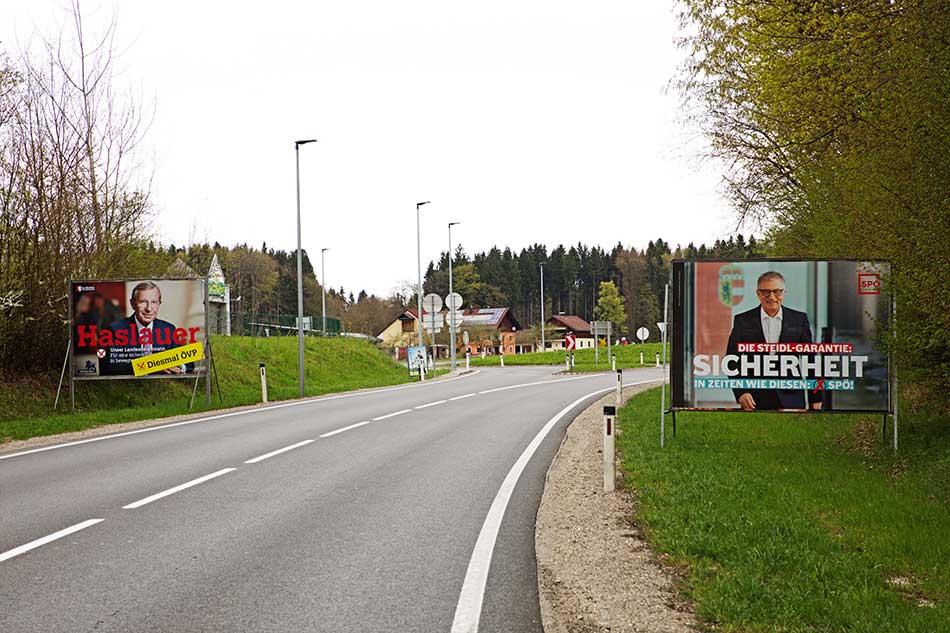 Landtagswahl Salzburg 2018