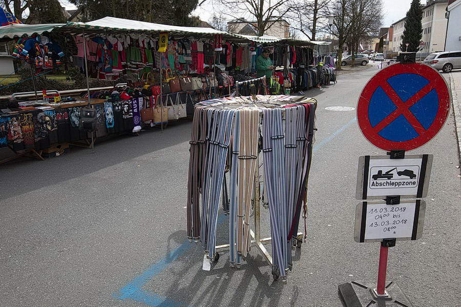 Oberndorf, Josefimarkt, Mitte-Fasten_Markt