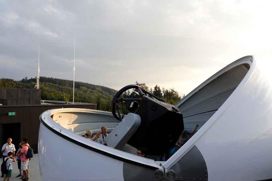 VEGA Sternwarte am Haunsberg - Tag der offenen Tür
