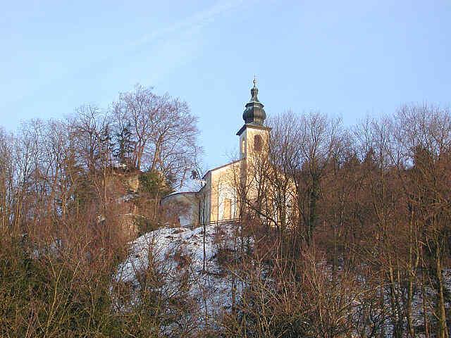 Aktuelle Ansicht von St. Pankraz