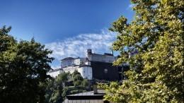 Festung Hohensalzburg. Foto: Karl Traintinger | dorfbild.com