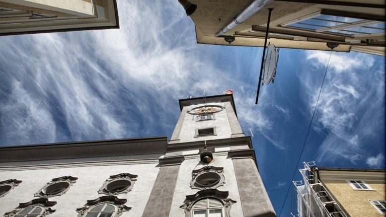 Das Salzburger Rathaus. Foto: Karl Traintinger