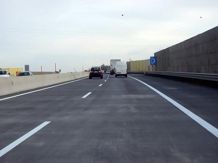 Autobahnmonotonie