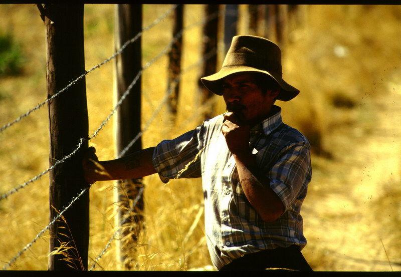Bolivianischer Campesino