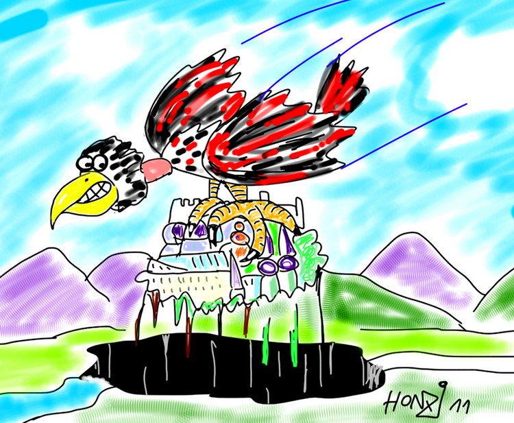 Cartoon by Honzi.