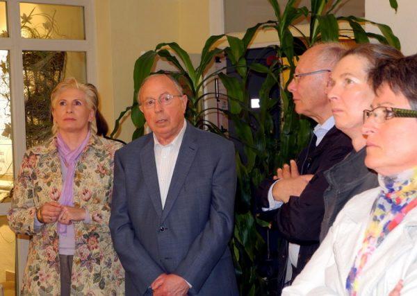 Dr. Frans Declercq (2. von links)