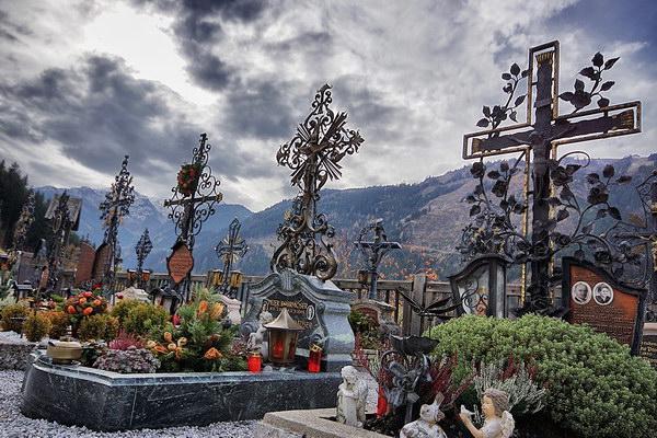 Friedhof Grossarl