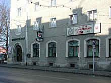Der Salzachhof in Oberndorf ist schon seit langer Zeit ein für seine gute Küche bekanntes  Chinarestaurant.