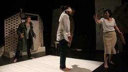 Blinde Kuh oder Kafkas Labyrinth, Theater bodi end sole