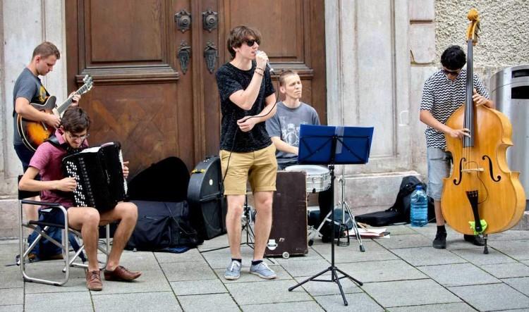 The Jazzcake in Salzburg. Foto: KTraintinger