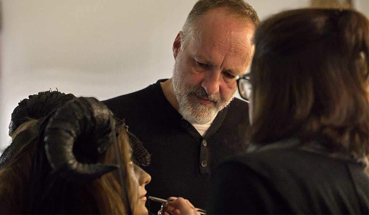GRACE Photo Workshop mit Joachim Bergauer. Studio B. Model: Matea Petrovic