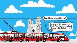 Neue Busse braucht die Stadt