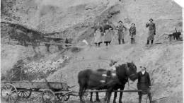 Buringer Schottergruber 1920