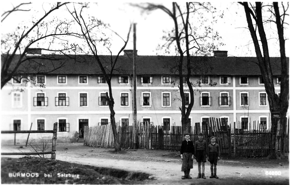 04 Bahnhofhaus alte Postkarte