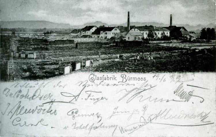 12 Glasfabrik Bürmoos 1899