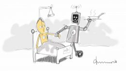 2018 pflegeroboter traugott