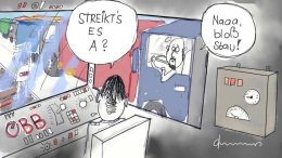 ÖBB Streik