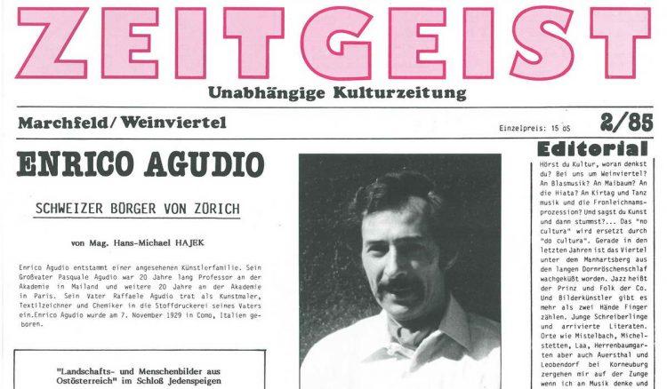 ZEITGEIST 2 1985
