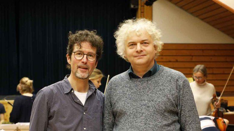 Peter Martin Lackner und Siegfried Steinkogler