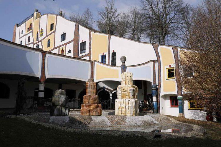 Hundertwassertherme Bad Blumau