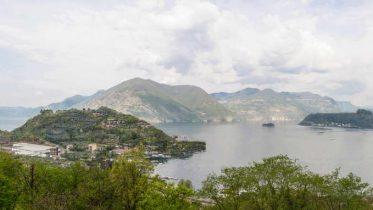 Der Lago d'Iseo